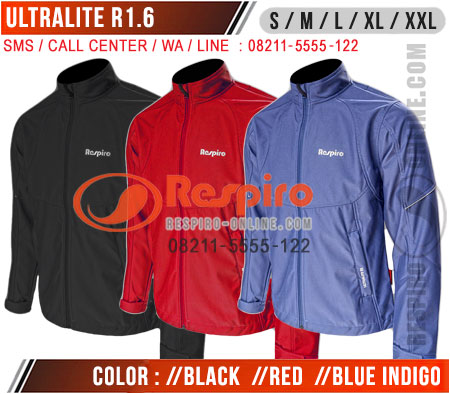 Pilihan Warna Jaket ULTRALITE R1.6 ULTRALITE R1.6