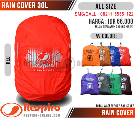 RAIN COVER 30L