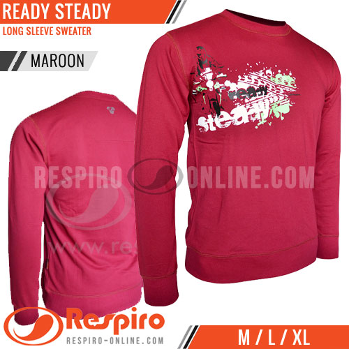 SWEATER READY STEADY